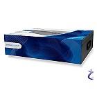 Archivierungskoffer Aluminium Optik schwarz für 1000 Discs BD/CD/DVD's