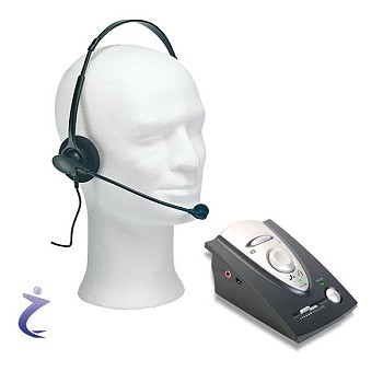 callstel profi telefon headset f r festnetz telefone ebay. Black Bedroom Furniture Sets. Home Design Ideas