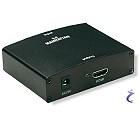 VGA auf HDMI Konverter - Manhattan 177351 Schwarz - ovp