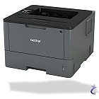 Brother HL-L5000D Duplex A4 s/w Laser Drucker ohne Trommel und Toner