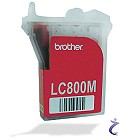 Brother Original LC800M Farb Patrone Magenta NEU