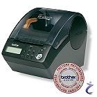 Brother P-touch QL-650TD Etikettendrucker für PC u. Mac Vorführgerät