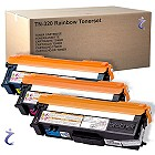 Brother Original TN-320 3er Toner Set  HL 4140CN DCP 9055CDN MFC 9460