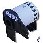 Brother P-touch Endlos-Etiketten DK-22205 Sample DK22205 62mm x 8m