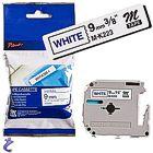 Brother P-touch 9mm Beschriftungsband M-K223 blau/weiß