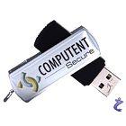 COMPUTENT Secure Ersatz USB-Stick ohne Benutzerlizenz