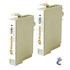 Printation T1281 Doppelpack Schwarz für Epson S22 SX125 BX305F ...