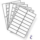 IntuiFlex Universal und Versand Etiketten 100 Blatt A4 selbstklebend