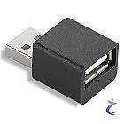 Callstel USB Ladeadapter zum Aufladen eines iPad an jedem USB Port