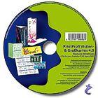 PrintProfi 4.0 Druck-Software für Visitenkarten & Grußkarten