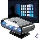 VisorTech TV-Simulator Einbruchschutz zur Einbrecher-Abschreckung