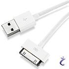 USB Daten- und Ladekabel für iPhone 3G 3GS 4 4S iPad iPod ...