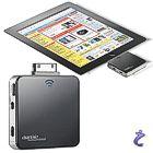 auvisio Kabelloses Videoübertragungs-System von iPhone, iPad auf TV