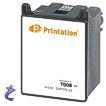 Printation - EPSON T008 komp. farbige Patrone C13T008403 Rebuild