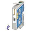 Printation - EPSON T0422 komp. cyan Patrone - C13T04224 Rebuild