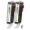 Canon Pixma iP 4850 iX 6550 Patronen Twinpack 2x CLI-526BK CLI526BK