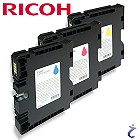 Ricoh Original GC 41 Gel Rainbow Farb Multipack 405766 405767 405768