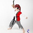 Piraten / Freibeuter Verkleidung für Jungen - Hochwertiges Kinder Kostüm Set