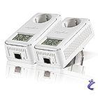 devolo dLAN 200 AVsmart+ 200Mbps Powerline Netzwerk Starter Kit ovp