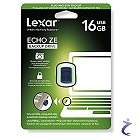 LEXAR USB Stick 16GB Echo ZE  Datensicherungslaufwerk