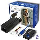 LogiLink USB 3.0 zu SATA Adapter - AU0009 mit Netzteil
